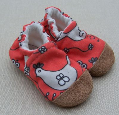 Vintage Chicken, Ready to Ship, sz 12-18m