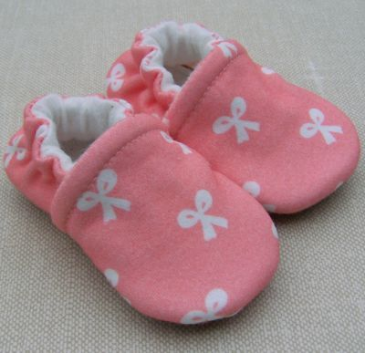 Pink Bows, Ready to Ship, sz 0-3m