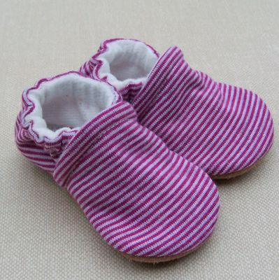Raspberry Stripe, Ready to Ship, sz 0-3m