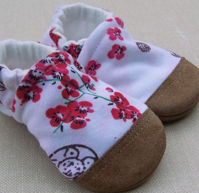 Japanese Floral, Ready to Ship, sz 12-18m