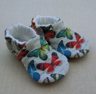 Butterfly Garden, Ready to Ship, sz 3-6m
