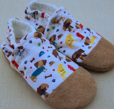 Playful Puppies, Ready to Ship, sz 4T