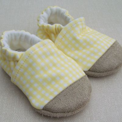 Lemon Gingham, Ready to Ship, sz 4T