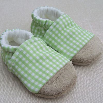 Sage Gingham, Ready to Ship, sz 3T