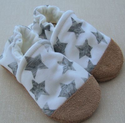 Grey Stars, Ready to Ship, sz 3T
